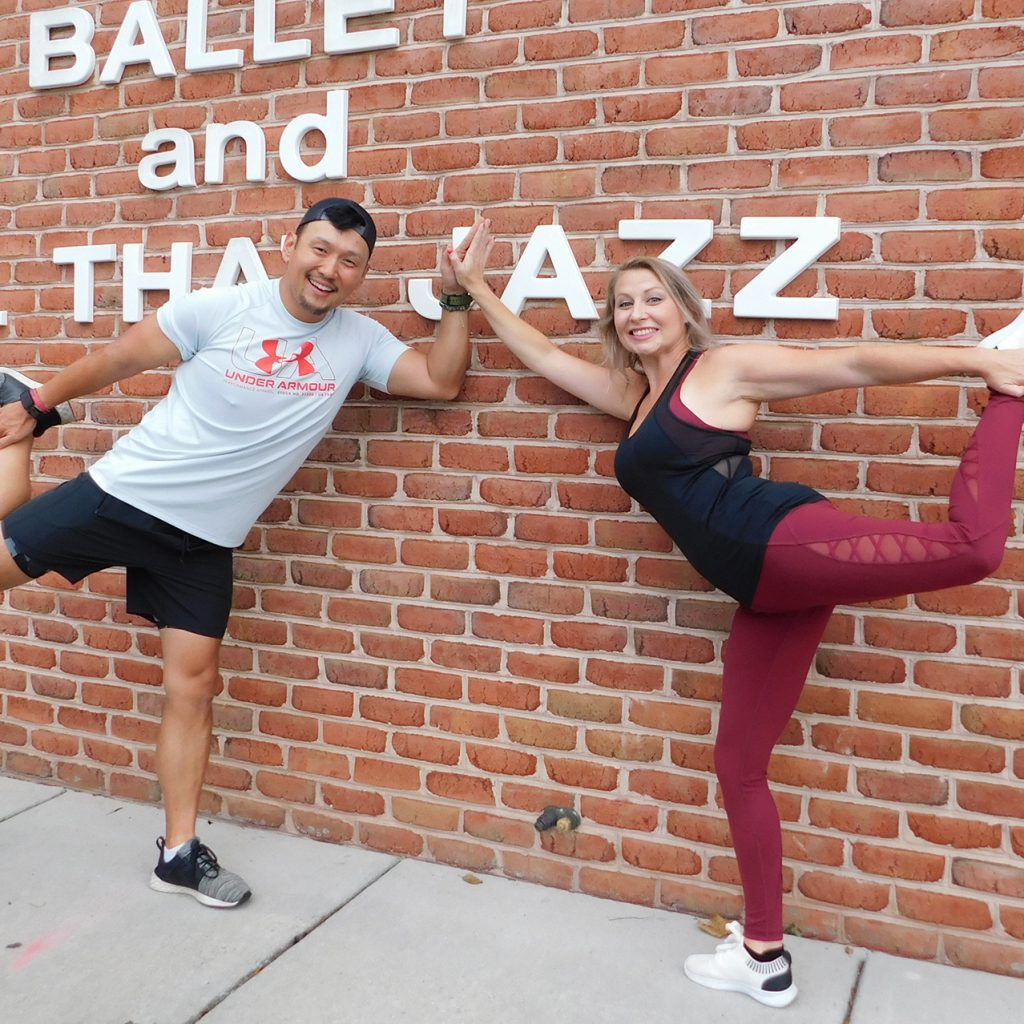 Dancing with The Arc Stars 2021_Ashley & Stephen
