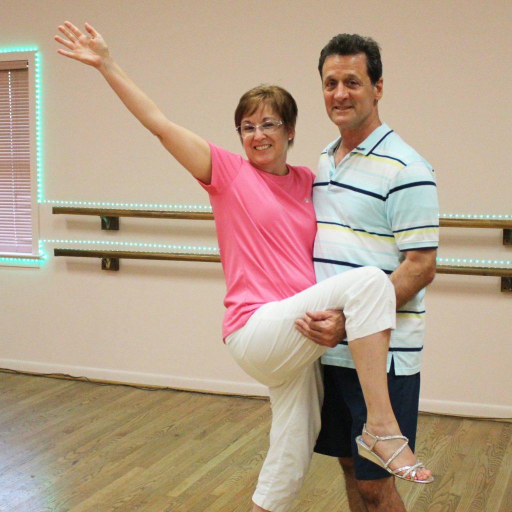 Dancing with The Arc Stars 2021_Benito & Debi
